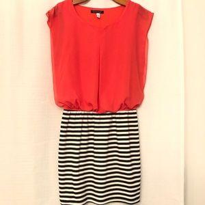 Make me an offer! Cute Little Striped Mini Dress